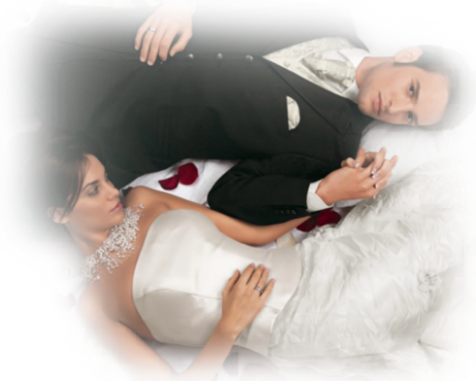 couple mariée